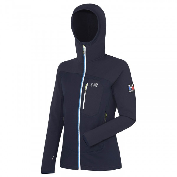Millet - Women's Trilogy Fleece Wool Hoodie - Fleece jacket