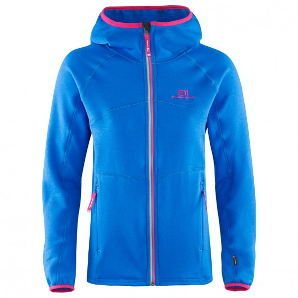 Elevenate - Women's Arpette Stretch Hood - Fleecejacke