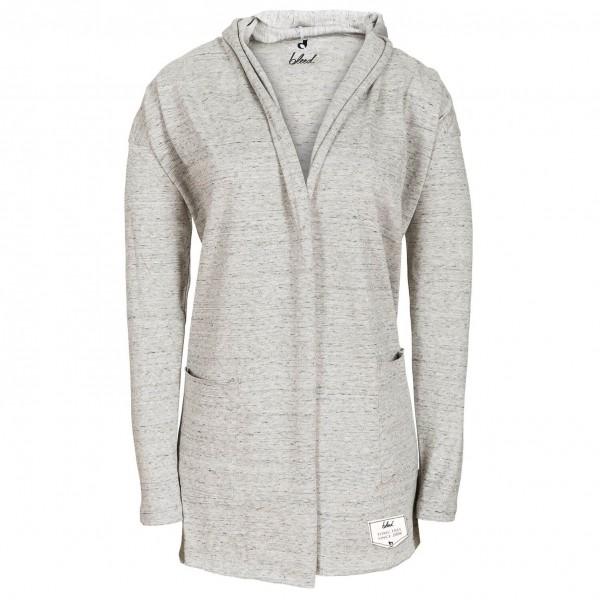 bleed - Women's Stone Cardigan - Veste en laine