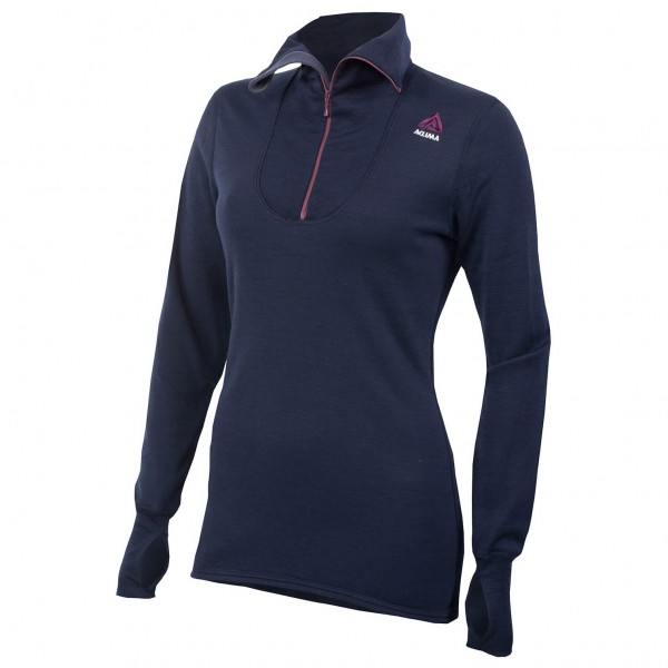 Aclima - Women's DW Polo Zip - Merino sweater