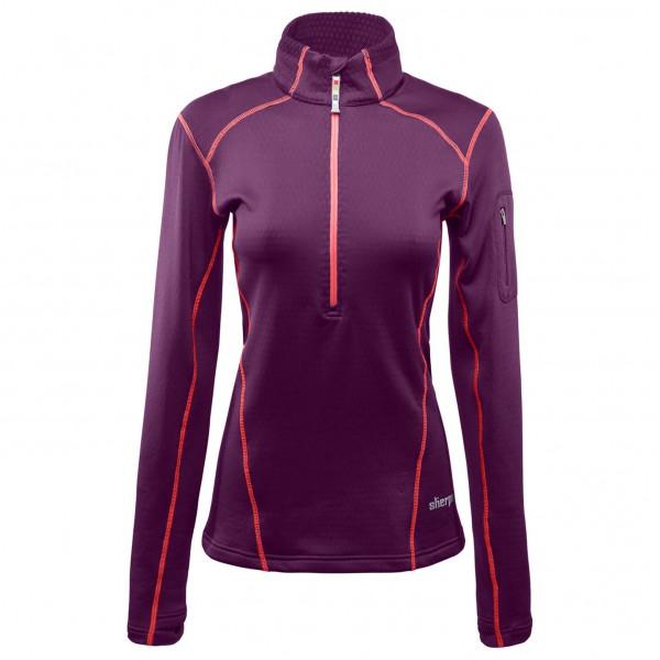 Sherpa - Women's Tharkey Zip Tee - Fleece jumpers