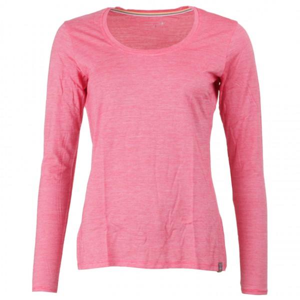 Smartwool - Women's Long Sleeve Solid Tee - Merino jumpers
