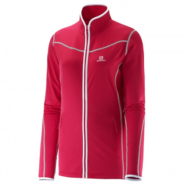 Salomon - Women's Atlantis FZ - Fleece jacket