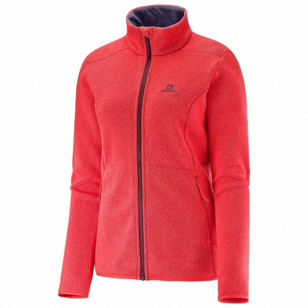 Salomon - Women's Bise FZ 2 - Fleece jacket