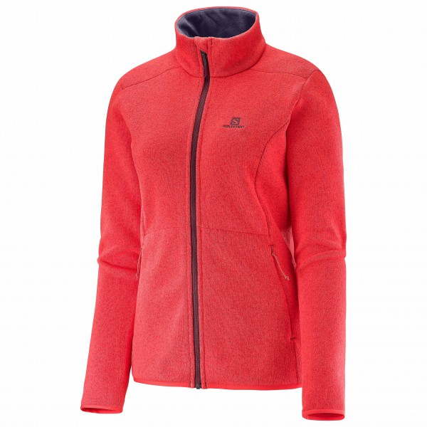 Salomon - Women's Bise FZ 2 - Fleecejacke