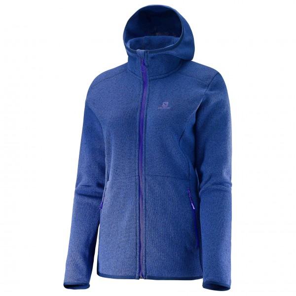 Salomon - Women's Bise Hoodie - Fleece jacket