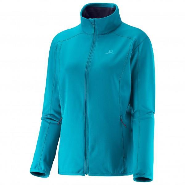 Salomon - Women's Discovery FZ - Fleece jacket
