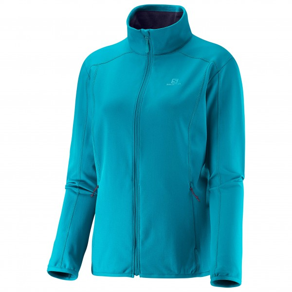 Salomon - Women's Discovery FZ - Fleecejacke