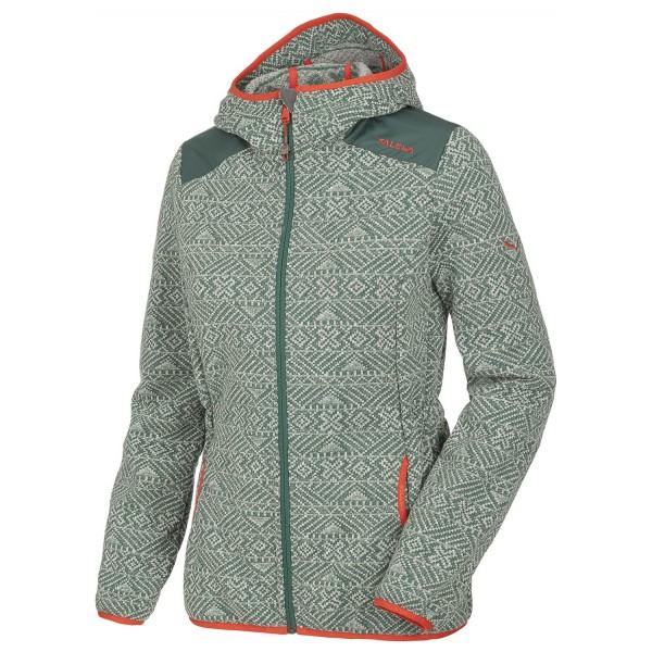 Salewa - Women's Lifi 2 PL FZ Hoody - Wool jacket