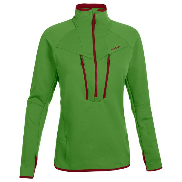 Salewa - Women's Ortles (Vezzana) PL HZ - Fleece pullover