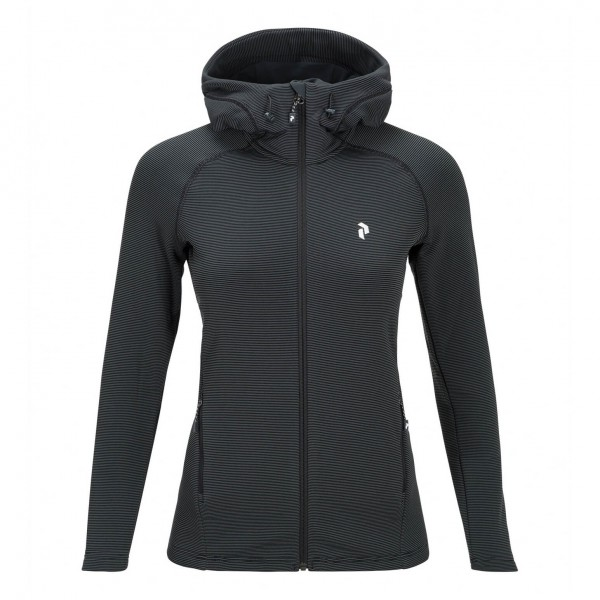 Peak Performance - Women's Waitara Zip Hood - Fleecetakki