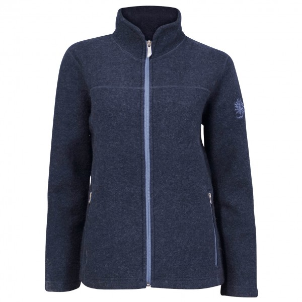 Ivanhoe of Sweden - Women's Beata Full Zip - Wool jacket