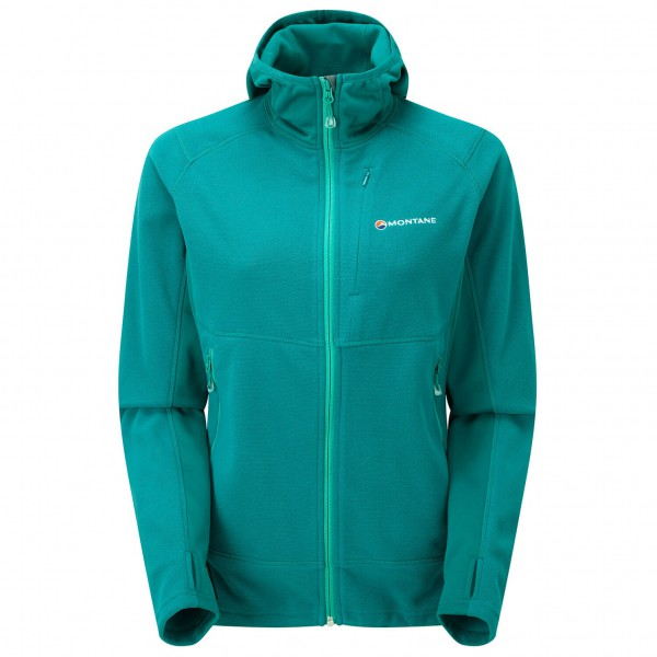 Montane - Women's Fury 2.0 Jacket - Veste polaire