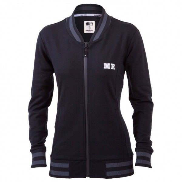 Mons Royale - Women's Bomber - Wool jacket