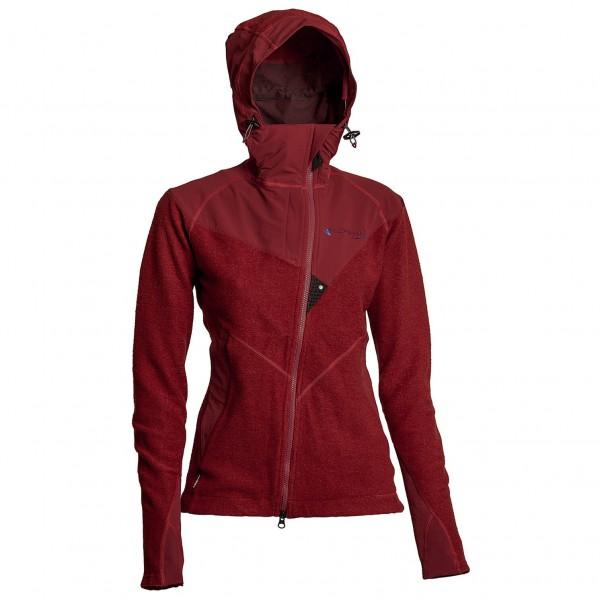 Klättermusen - Women's Hagal Hoodie - Softshell jacket