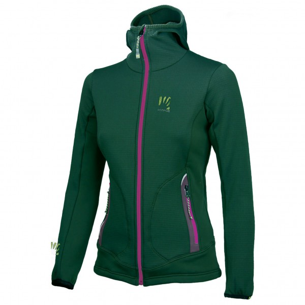 Karpos - Women's Latemar Evo Fleece - Veste polaire
