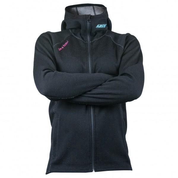 Kask of Sweden - Women's Hoddie Tec 330 - Wool jacket