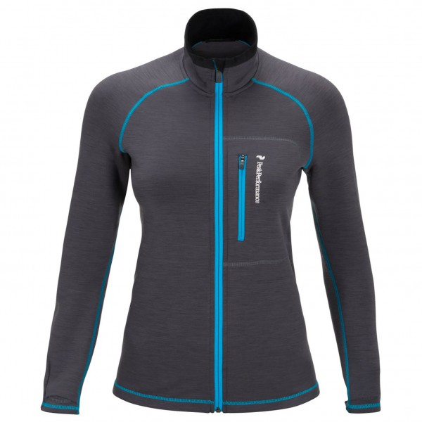 Peak Performance - Women's Heli Mid Jacket 2.0 - Fleecejacke
