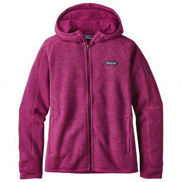 Patagonia - Women's Better Sweater Full Zip Hoody - Fleece