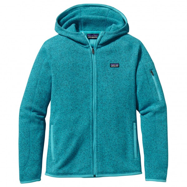 Patagonia - Women's Better Sweater Full Zip Hoody - Fleecetakki