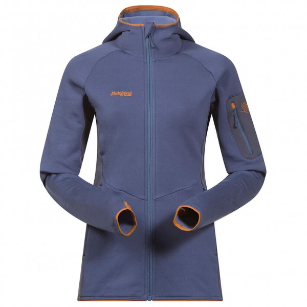 Bergans - Paras Lady Jacket - Fleecejack