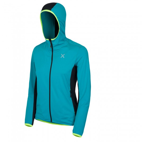 Montura - Women's Fast Light Hoody Maglia - Fleecetakki