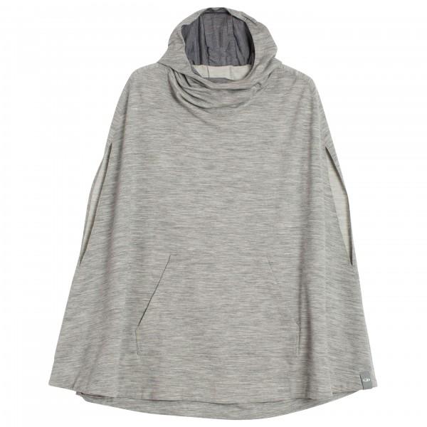 Icebreaker - Women's Lina Cape Stripe - Wool jacket