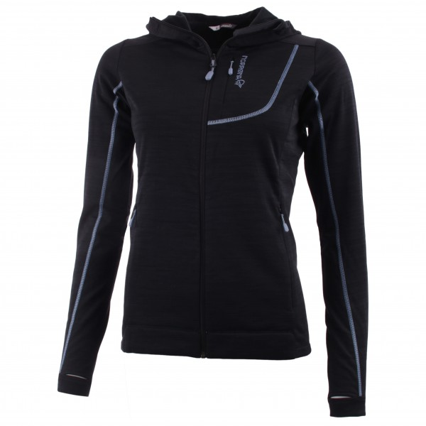 Norrøna - Women's Bitihorn Powerstretch Zip-Hood