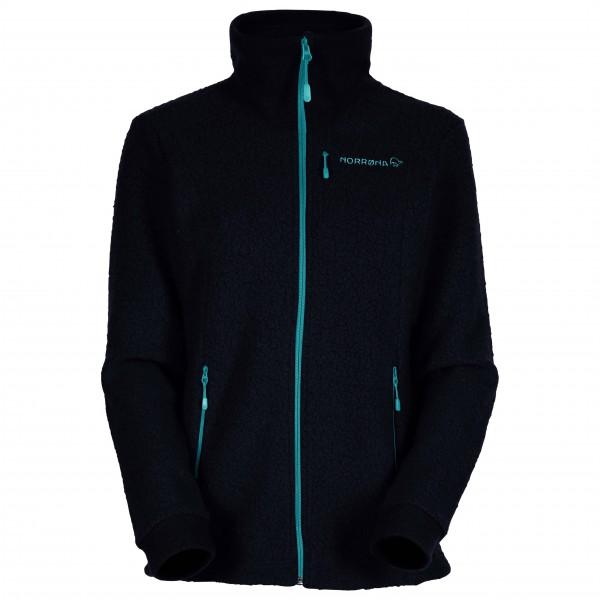 Norrøna - Women's Svalbard Wool Jacket - Wollen jack