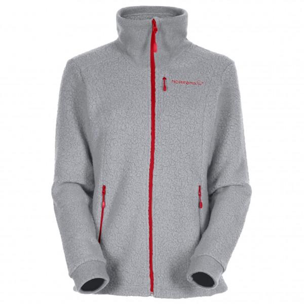Norrøna - Women's Svalbard Wool Jacket - Wool jacket