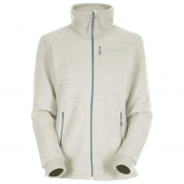 Norrøna - Women's Svalbard Wool Jacket - Uldjakke
