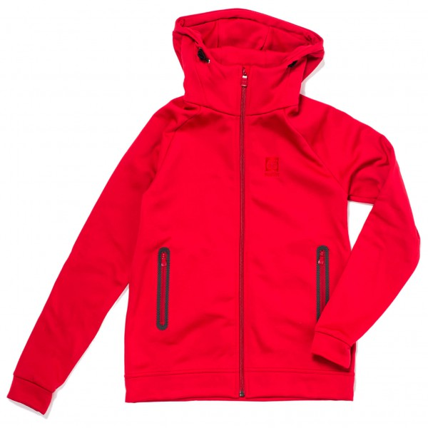 66 North - Women's Fannar Hooded Sweater - Fleecejack
