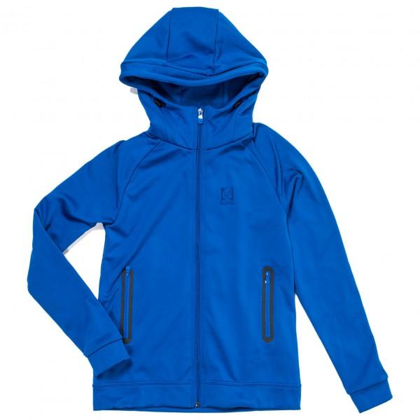 66 North - Women's Fannar Hooded Sweater - Fleecejakke