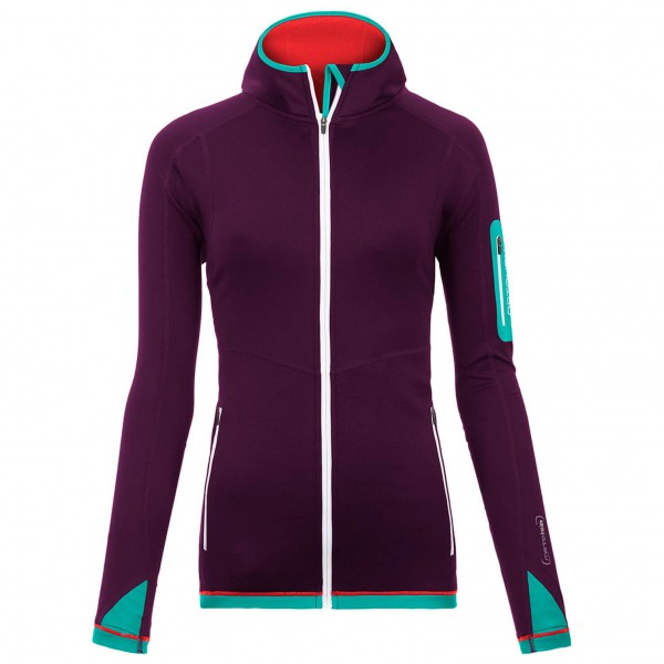 Ortovox - Women's Fleece LT (MI) Hoody - Fleecetakki