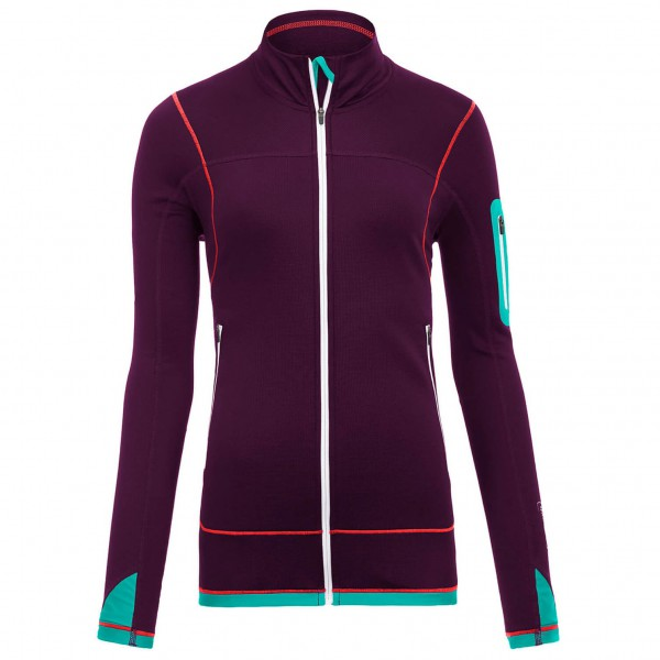 Ortovox - Women's Fleece LT (MI) Jacket - Fleecetakki