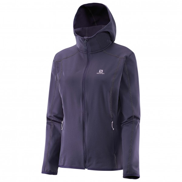 Salomon - Women's Discovery Hoodie - Fleece jacket
