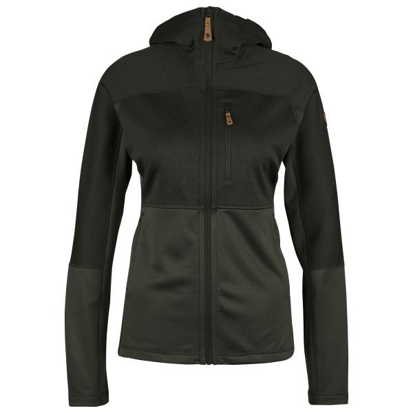 Fjällräven - Women's Abisko Trail Fleece - Fleece jacket