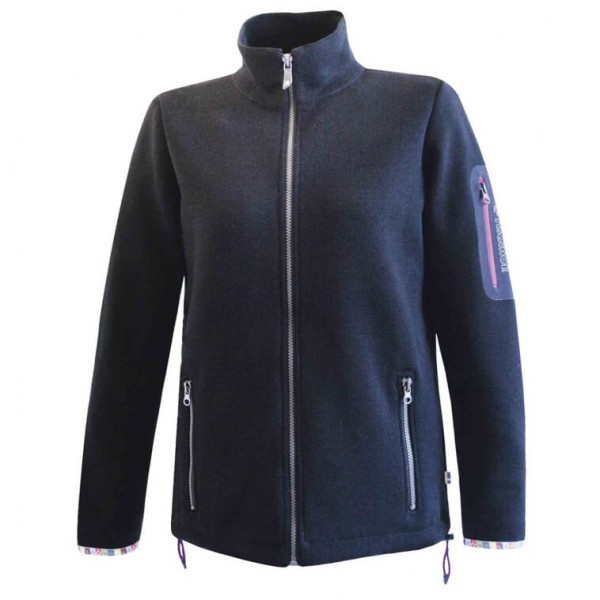 Ivanhoe of Sweden - Women's Flisan FZ - Wolljacke