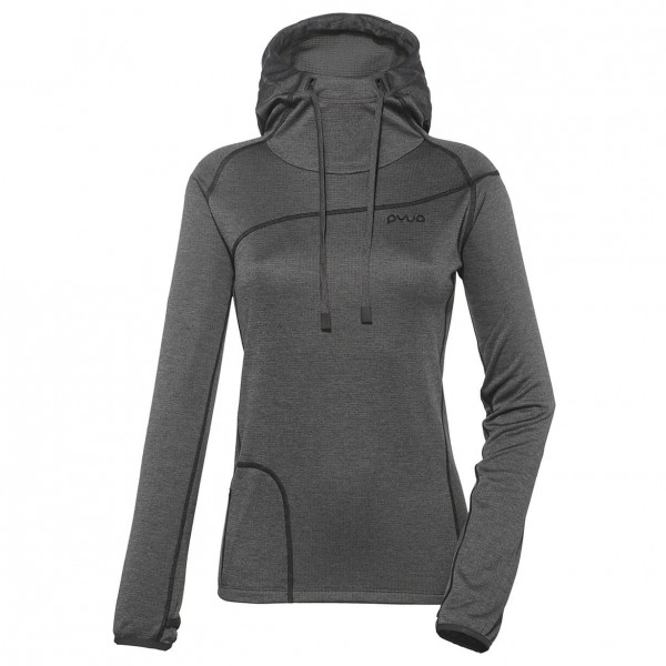Pyua - Women's Unwind Hooded Midlayer - Pull-over polaire
