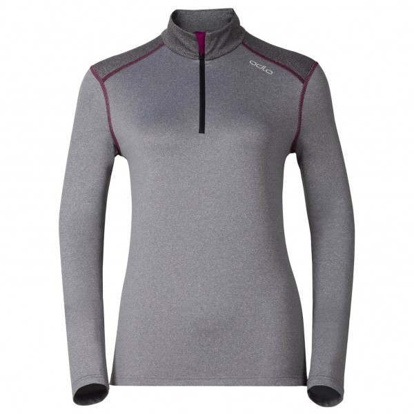 Odlo - Women's Midlayer 1/2 Zip - Fleece jumpers