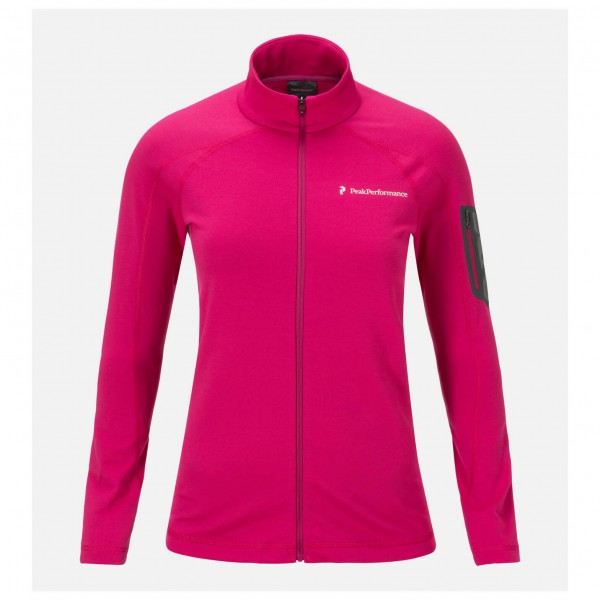 Peak Performance - Women's Pivot Zip Jacket - Fleece jacket