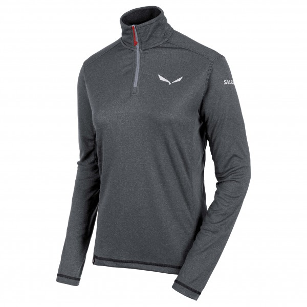 Salewa - Women's Agner Polartec L/S HZ Tee - Pull-over polai