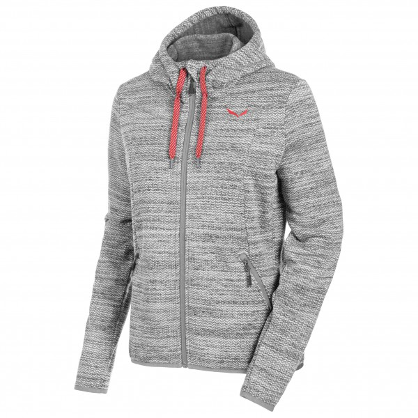 Salewa - Women's Fanes Polarlite FZ Hoody - Fleece jacket