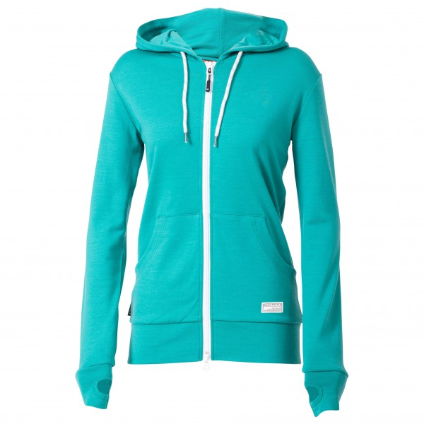Mons Royale - Women's Hawea Hoody - Merino sweater