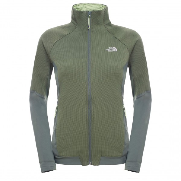 The North Face - Women's Defrosium Jacket - Pull-over polair