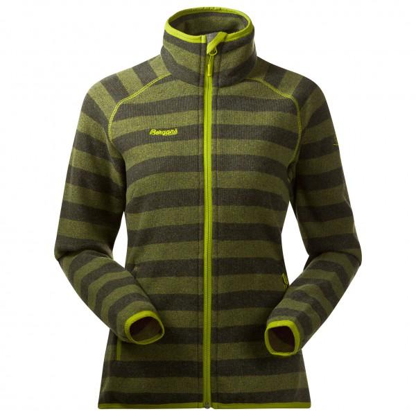 Bergans - Symre Lady Jacket Auslaufmodell - Wolljacke