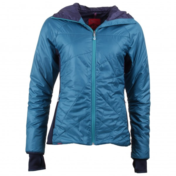 Triple2 - Women's Duun Jacket BF Bergfreunde-Edition - Wolljacke