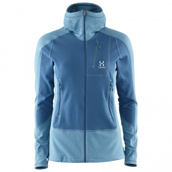 Haglöfs - Women's Alder Hood - Fleece jacket