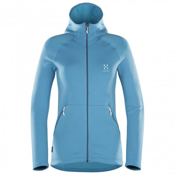 Haglöfs - Women's Bungy Hood - Fleece jacket