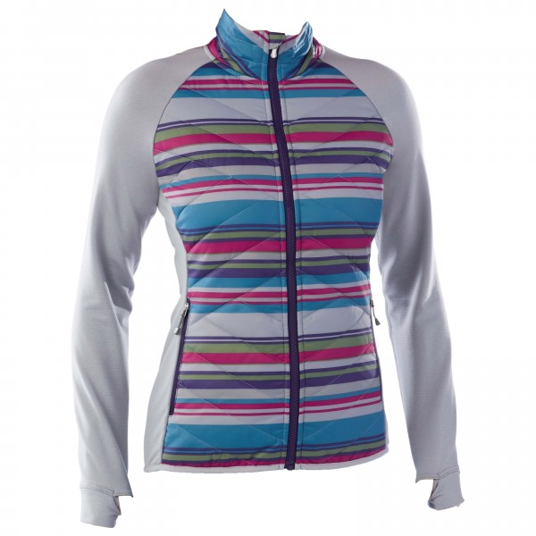 Smartwool - Women's Printed Corbet 120 Jacket - Wollen jack